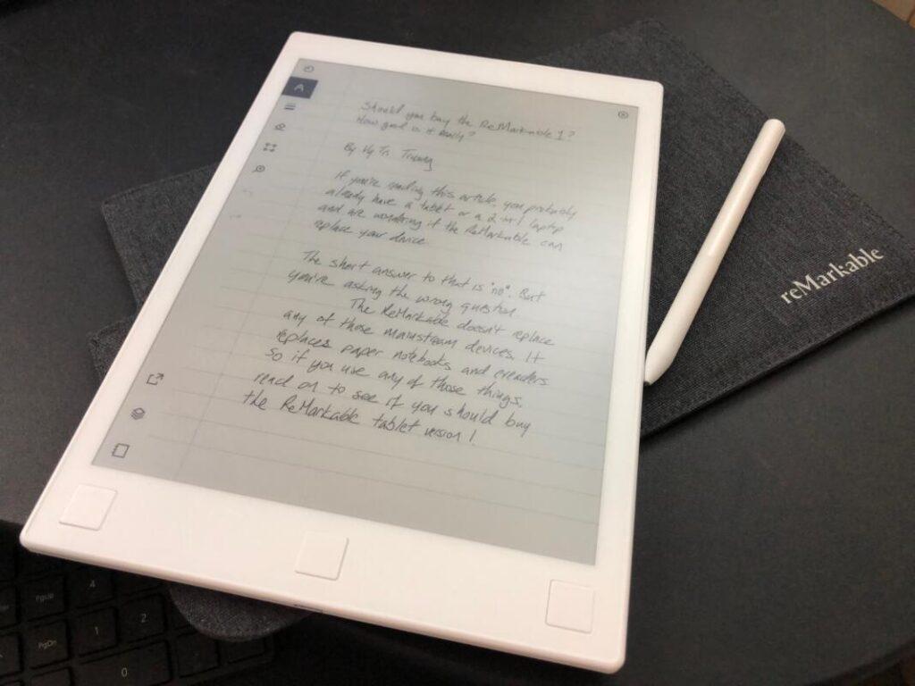 Miglior Tablet per Scrivere : per giornalisti e scrittori (Maggio 2021)